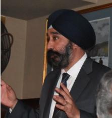 Sikh mayor