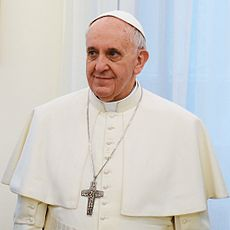 230px-Pope_Francis_in_March_2013 2