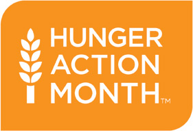Hunger Action Month 2