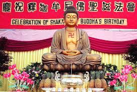 Buddha's birhday